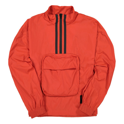 Y-3 U Packable Half-Zip Shell Track Jacket ( FJ0376 )
