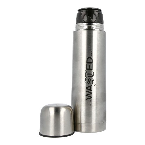 Wasted Paris Thermos Evolution ( Silver )