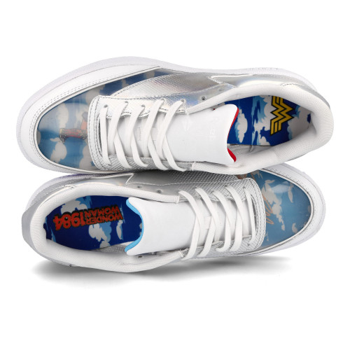 Wonder Woman x Reebok Club C 85 MU ( FW6180 )