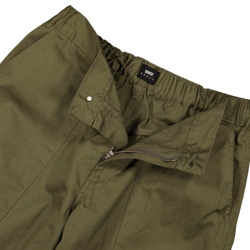 Edwin Labour Pant Compact Twill ( I026686.134.02.03 / Military Green )