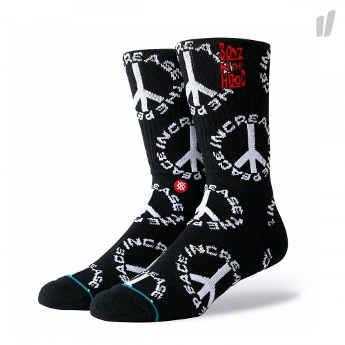 Stance Increase The Peace Socks ( M556A19ITP-BLK )