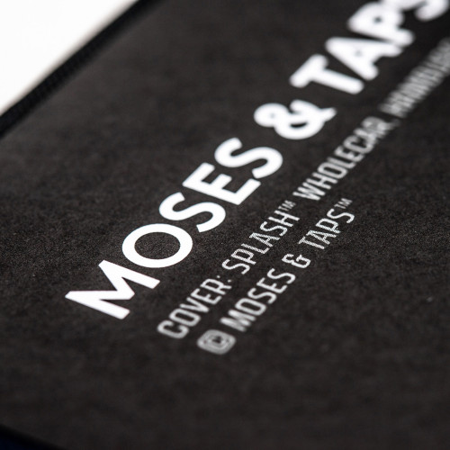 Montana Moses & Taps Spalsh Note- & Sketchbook A5