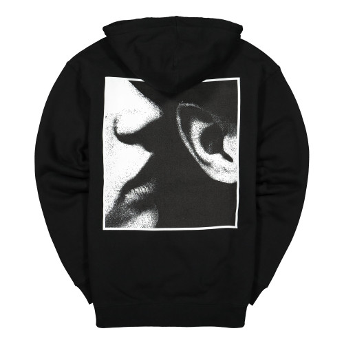 Pleasures Wisper Hoody ( P19F102062 / Black )