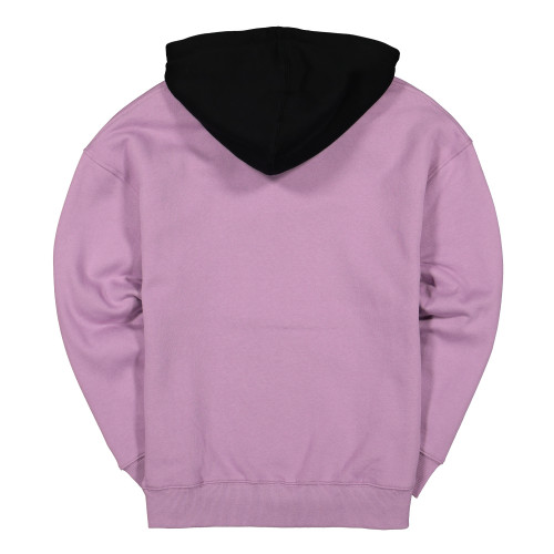 Pleasures Hard Drive Crewneck With Hoody ( P19F103033 / Violet )