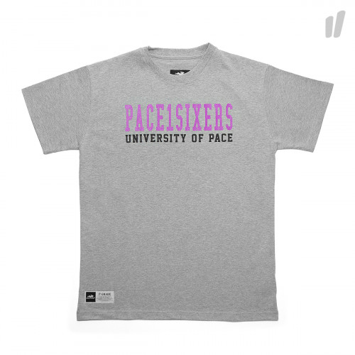 Pacemaker pace1sixers Tee ( Grey / Purple )