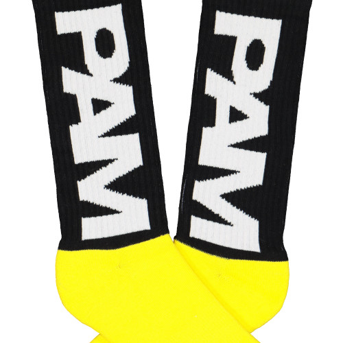 Perks And Mini P.A.M. B.T.C. Socks ( 9705-BKY )