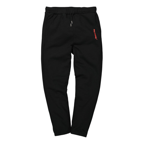 Polythene Optics Fleece Tracksuit Trousers ( PO-JP-01-BLK-SC52 )