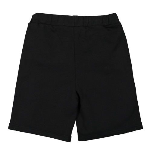 Polythene Optics Fleece Shorts ( PO-S-01-BLK-SC52 )