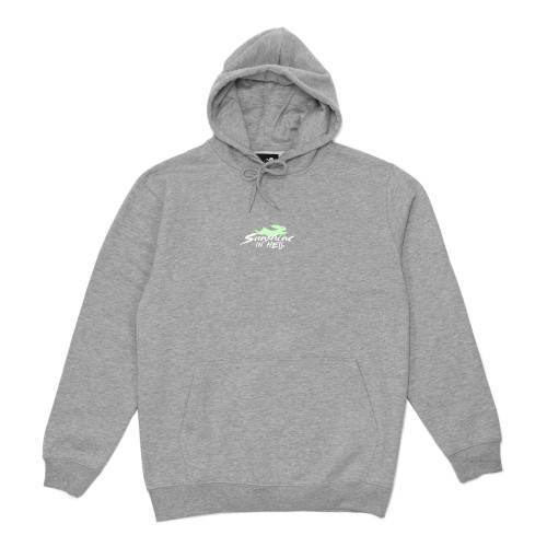 FC Sankt Pauli x Pacemaker Sunshine in Hell Hoodie ( PMSTH1 / Grey )