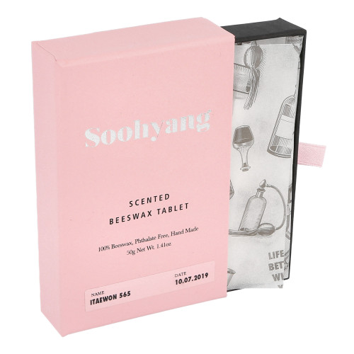 Soohyang Scented Beeswax Tablet ( SSBT / Itaewon 565 )