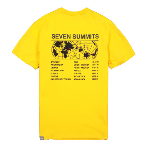 The North Face 7SE S/S Graphic Tee ( T93Y1470M )