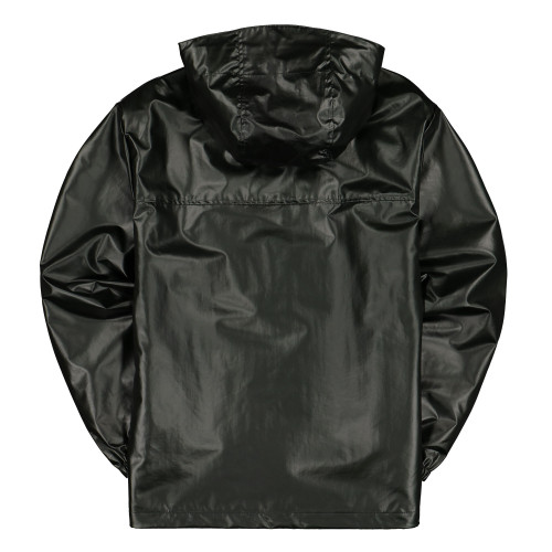 Wasted Paris Heat Windbreaker ( Black / Green )
