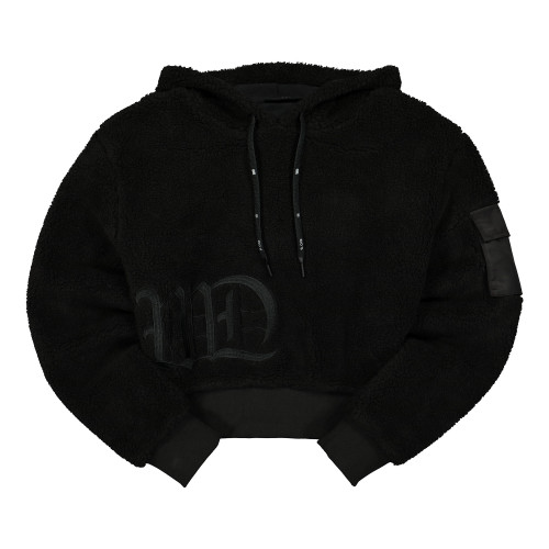 Wasted Paris Mountain Sherpa Hoodie ( WPMSH / Black )