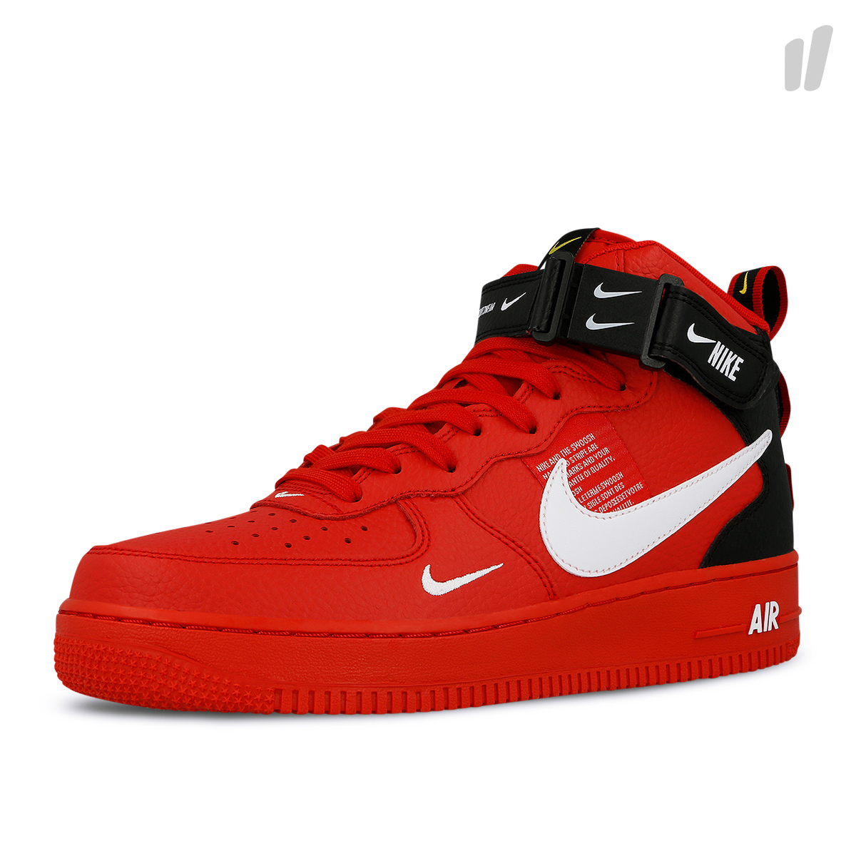 Nike Air Force 1 Mid `07 LV8 ( 804609 605 ) OVERKILL