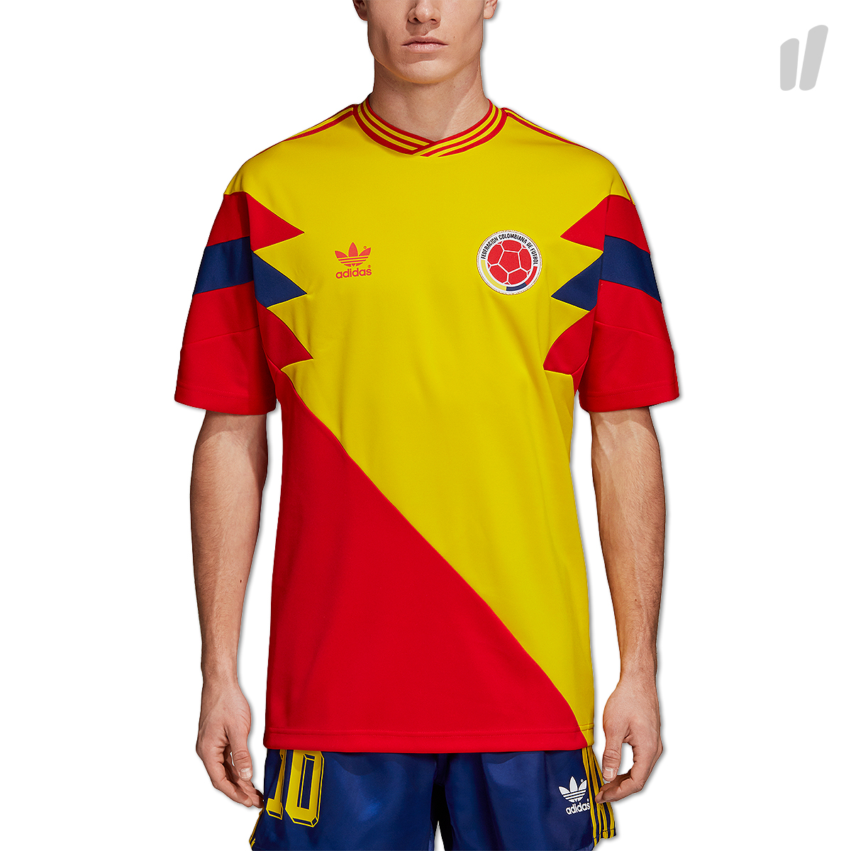 adidas Colombia Mashup Jersey ( CD6956 ) | OVERKILL