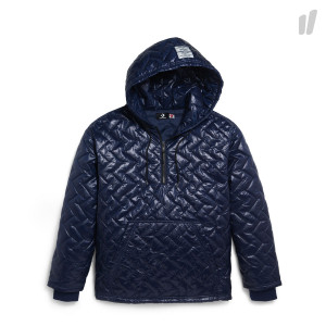 PAM x Converse Quilted Hoodie ( 10016962-A01 426 )PAM x Converse Quilted Hoodie ( 10016962-A01 426 )
