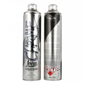 Loop Maxi Chrome 600 ml