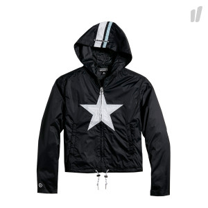 MadeMe x Converse Hooded Track Jacket ( 10016907-A01 / Black )