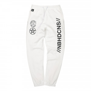 Neighborhood x Converse Sweatpants ( 10018146-A02 / White )