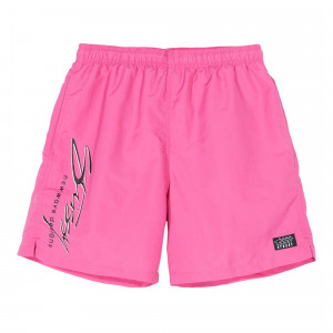 Stussy New Wave Water Short ( 113112 / 0604 / Pink )