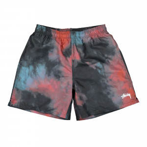Stussy Dark Dye Water Short ( 113118 / 0001 / Black )