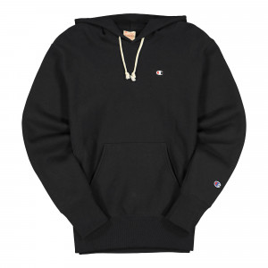 Champion Hooded Sweatshirt ( 113350-KK001 / Black )