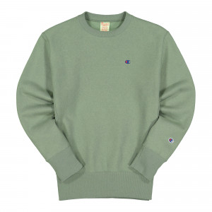 Champion Crewneck Sweatshirt ( 113351-GS039 / Green )