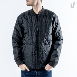 Stussy Quilted Military Jacket ( 115272 / 0001 )