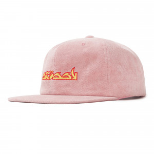 Stussy No Wale Cord Cap ( 131891 / 0604 / Pink )