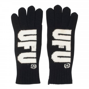 Used Future UFU Gloves ( 15-A-GV-101 / Black )