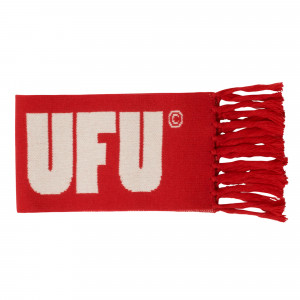 Used Future UFU Muffler ( 15-A-MF-101 / Red