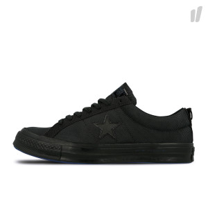Carhartt WIP x Converse One Star OX ( 162819C / Black )