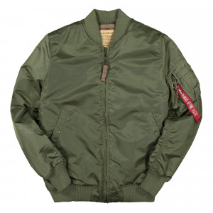 Alpha Industries MA-1 VF 59 Long ( 168100 / 01 / Sage Green )