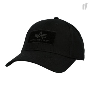 Alpha Industries VLC Cap ( 168903 / 03 / Black )