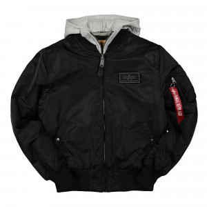 Alpha Industries MA-1 D-Tec Jacket ( 183110 / 03 / Black )