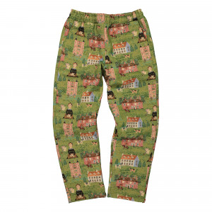 Chinatown Market Woven Tapestry Pant ( F20-1880009 / 1408 / Multi )