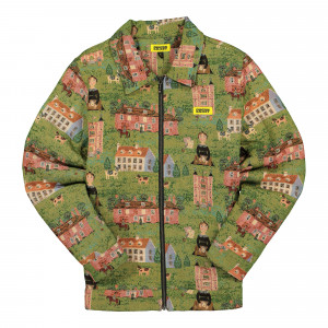 Chinatown Market Woven Tapestry Jacket ( F20-1890009 / 1408 / Multi )