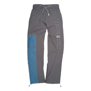 C2H4 Splicing 3M Seamlane Track Pants ( FW18-027 / Dark Grey )