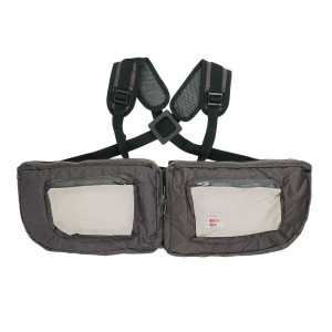 C2H4 Tactical Waist Pack ( 18FW-052 / Light Gray )