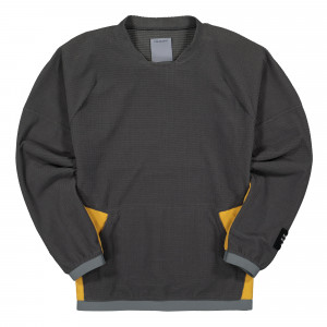 Poliquant Fleece Pullover ( 1902012 / Gray )