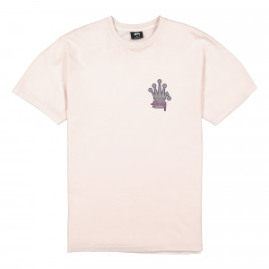 Stussy Crowned Pigment Dyed Tee ( 1904437 / 18984 / Fogg )