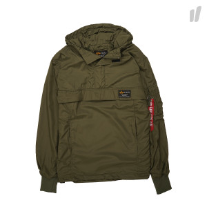Alpha Industries Glider Anorak ( 196131 / 14 / Dark Olive )