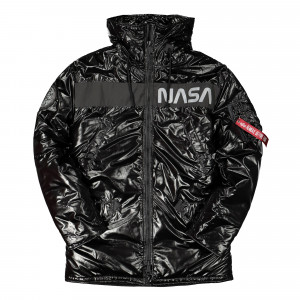 Alpha Industries N-3B NASA Jacket ( 198157 / 03 / Black )