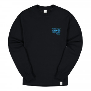 Magic Stick Olympia Longsleeve Tee ( 19FW-MS9-043 / Black )