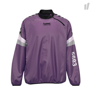 Willy Chavarria x Hummel Windbreaker ( 203-821-3058 / Purple Reign )