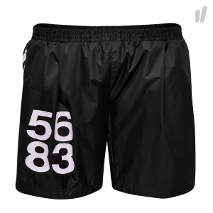 Willy Chavarria x Hummel Shorts ( 203-826-2001 / Black )