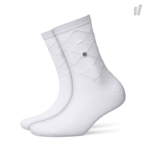 Burlington Wmns Transparent Covent Garden Socks ( 20643-2000 / White )