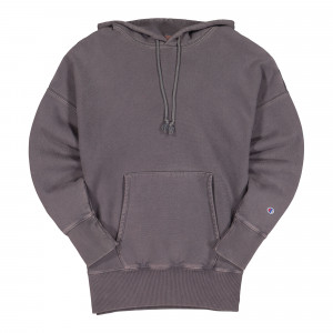 Champion Hooded Sweatshirt ( 214925-BS551 / Dark Grey )