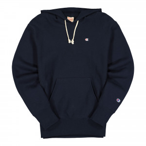 Champion Hooded Sweatshirt ( 215214-BS501 / Navy )