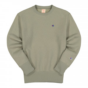 Champion Crewneck Sweatshirt ( 215215-GS028 / Green )